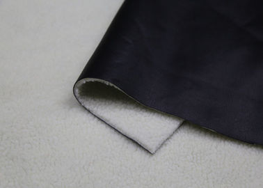 Płaszcz damski Pu Bonded Faux Leather Fabric 1.4 Mm Grubość Anty Mildew